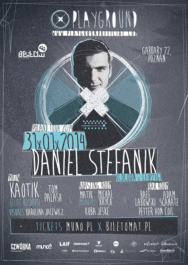 Daniel Stefanik w Poznaniu