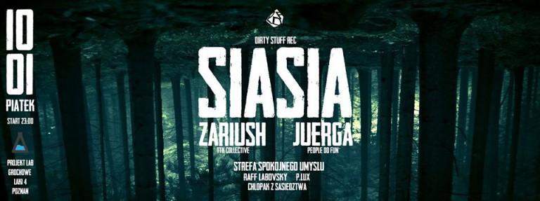 Siasia  w Poznaniu – Konkurs!