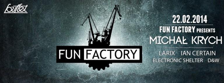 Fun Factory presents Michał Krych