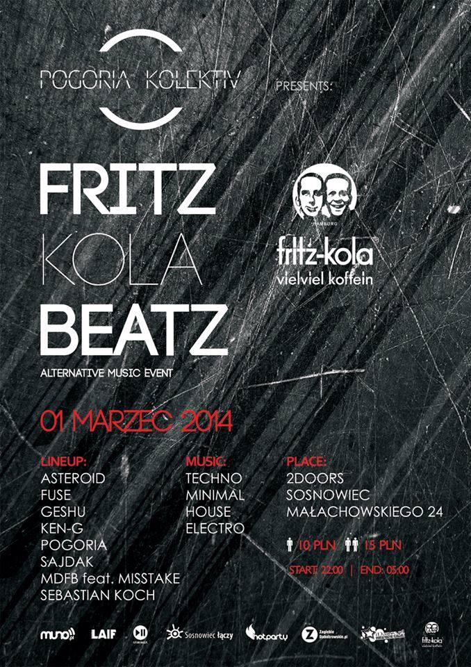 Fritz Kola Beatz