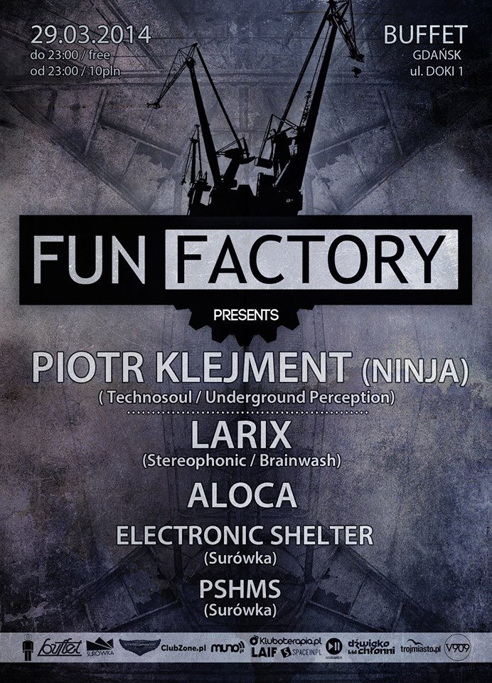 Fun Factory presents Piotr Klejment