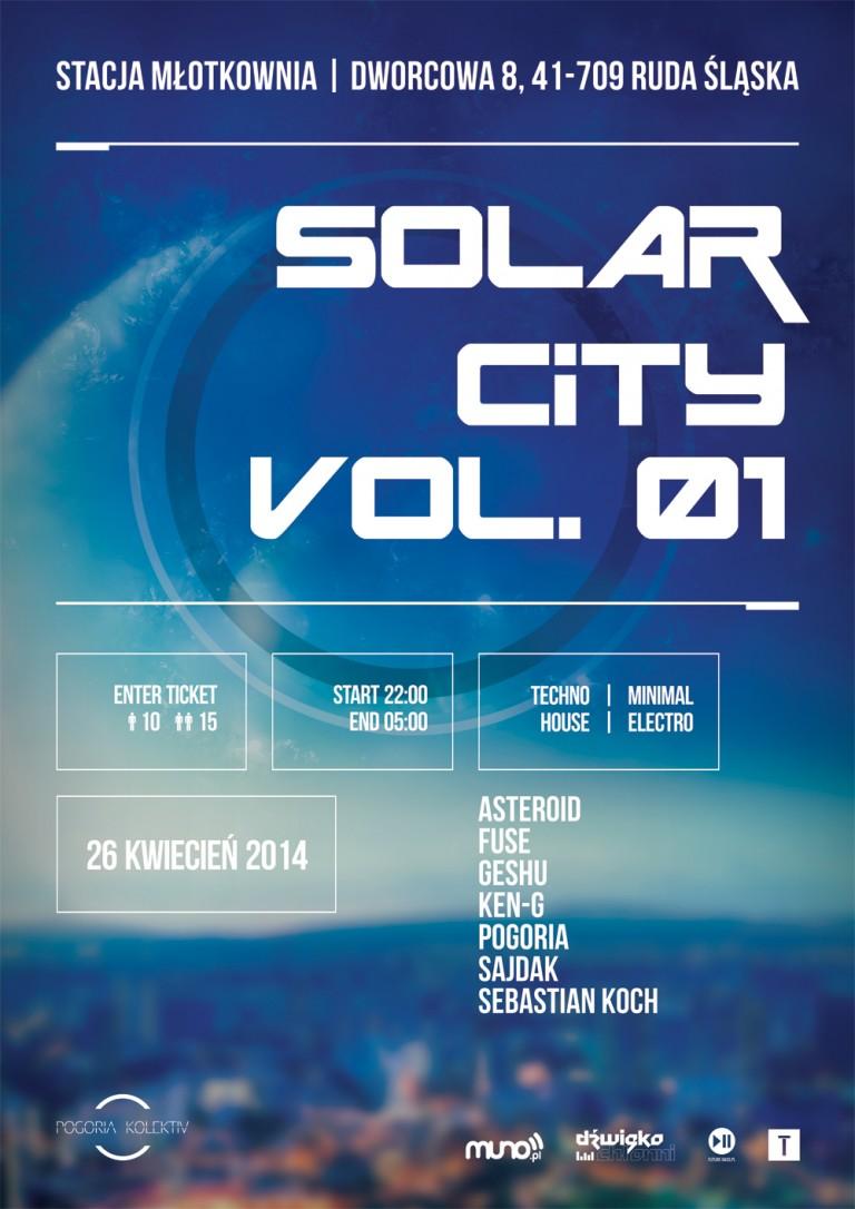 Solar City vol. 01