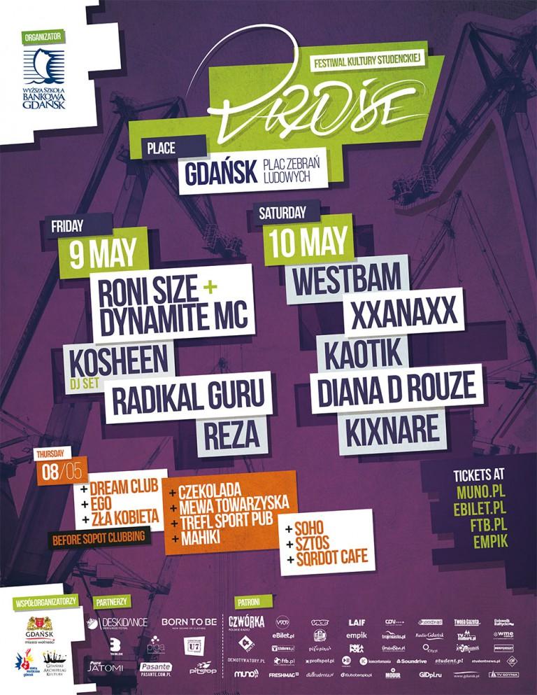 Paradise Festiwal Kultury Studenckiej