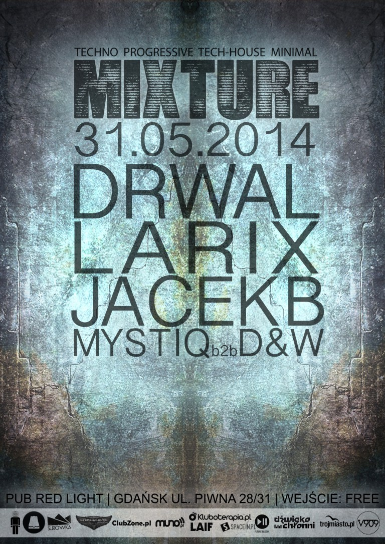 Mixture pres. Larix & Drwal