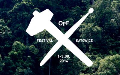 Off Festiwal – nowe ogłoszenia