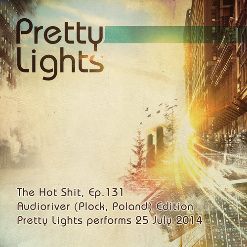 Pretty Lights w audycji poświęconej Audioriver