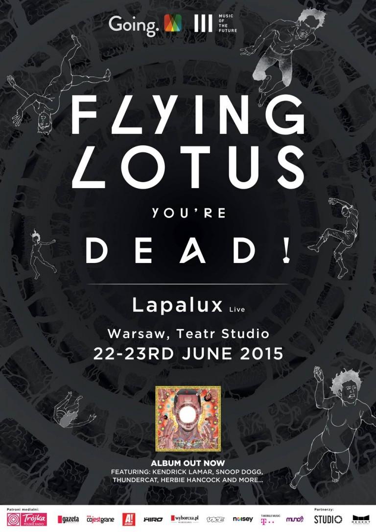 Latający cyrk Flying Lotusa