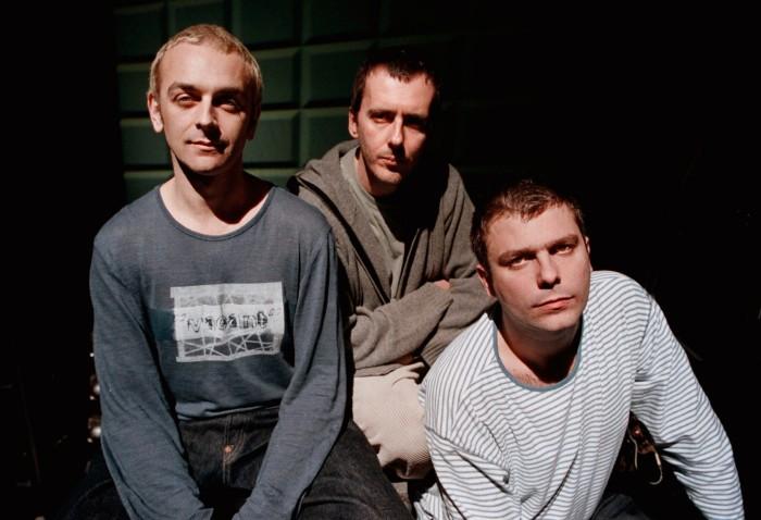 Foto: Gerrit de Heus. 1999. Underworld. Keywords: muziek, band