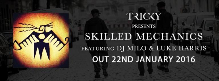 "Tricky prezentuje nowy projekt ""Skilled Mechanics"""