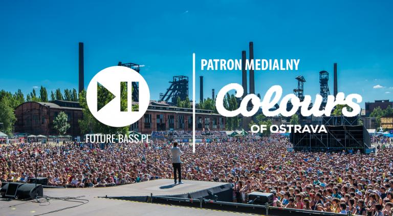 Gramy z Colours of Ostrava!