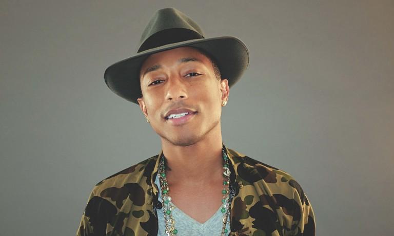 Pharrell Williams na Openerze