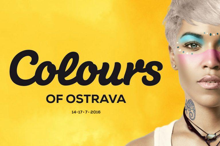 Colours of Ostrava publikuje szczegółowy program