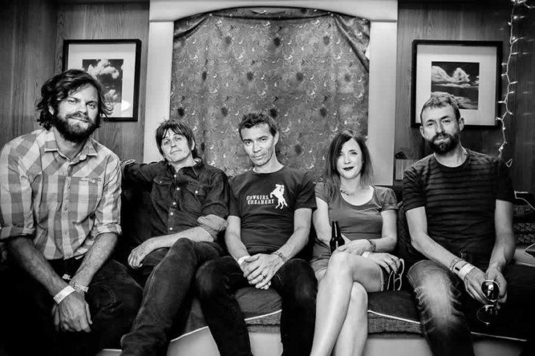 Slowdive publikują nowy singiel i zapowiadają płytę