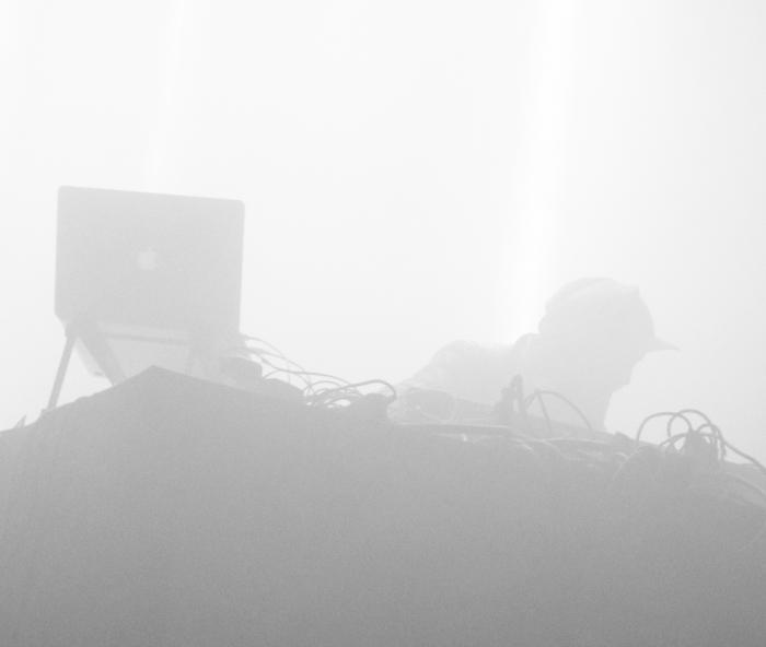King Midas Sound & Fennesz (Kevin Martin aka The Bug), Festiwal Tauron Nowa Muzyka Katowice 2016