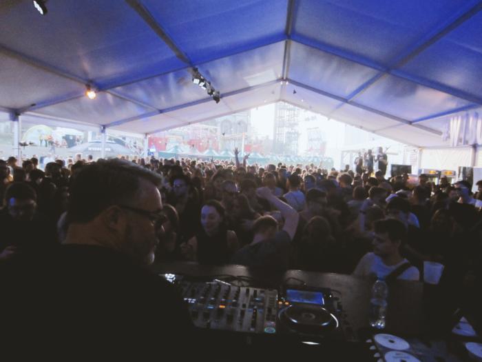 Robag Wruhme, Festiwal Tauron Nowa Muzyka Katowice 2016