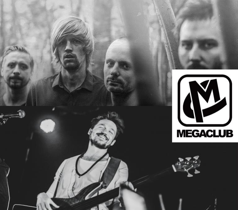 Tides from Nebula i Pink Freud gra Autechre w katowickim MegaClubie