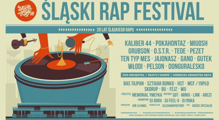 Relacja z 20. edycji Śląski Rap Festival