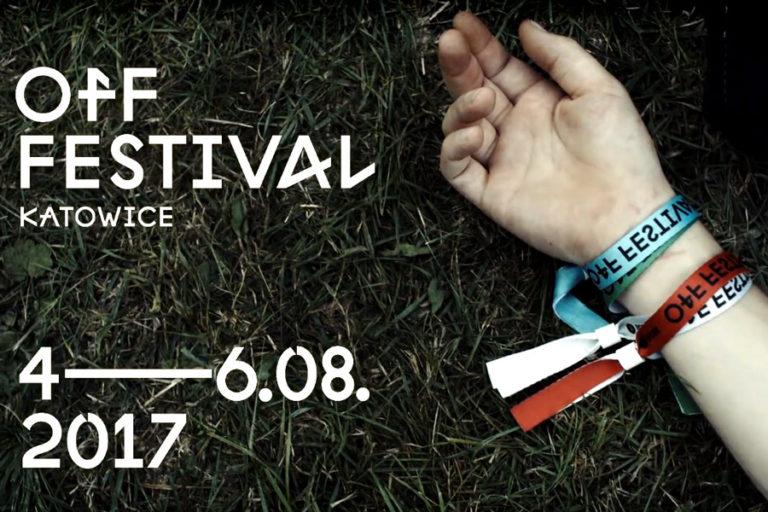 Drugie ogłoszenie artystów na OFF Festival 2017