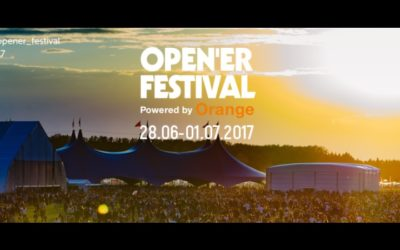 Nowe ogłoszenia na Open'er festival