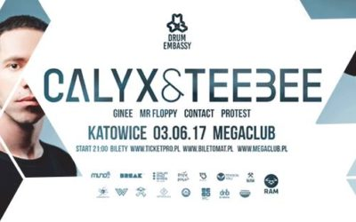 Calyx & Teebee / #Drumembassy – konkurs