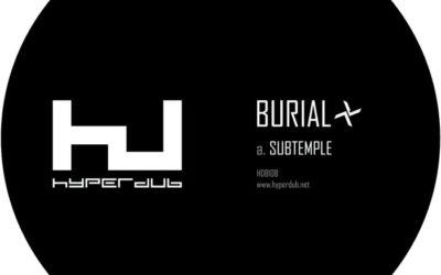 Burial powraca z nową EPką