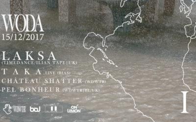 WODA I: Laksa & T A K A