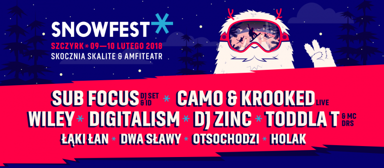 SnowFest ogłasza kolejnych artystów