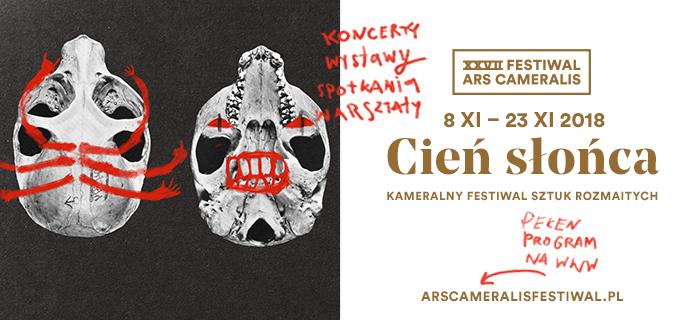 Rusza festiwal Ars Cameralis 2018